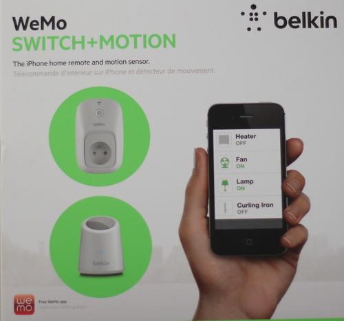 Belkin WeMo Motion