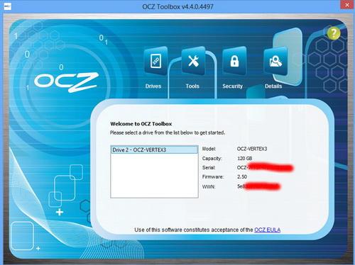 ocz vertex 3 firmware release notes