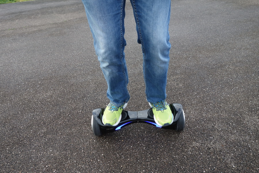 test du smart balance wheel hoverboard de funlavie. Black Bedroom Furniture Sets. Home Design Ideas
