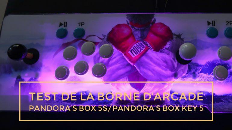 Test de la Pandora's Box 5s - Paradoxe Temporel