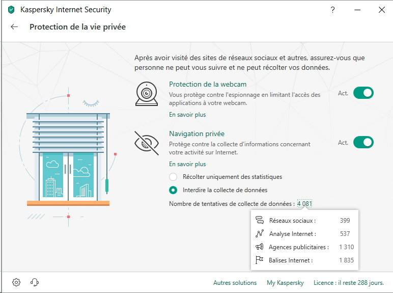 Telecharger kaspersky internet security fr