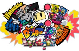 test SUPER BOMBERMAN R ps4