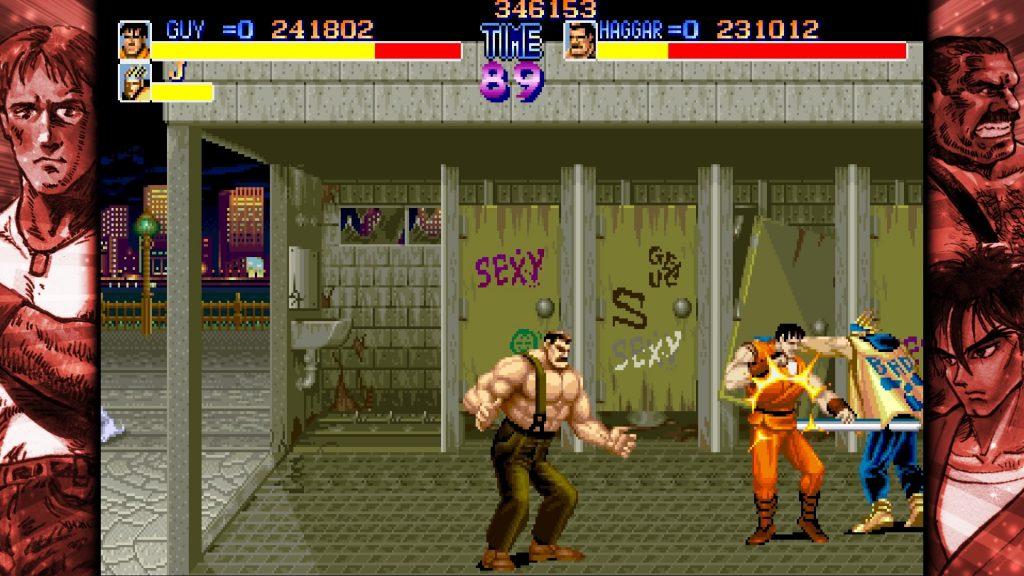 CAPCOM BEAT'EM UP BUNDLE Final Fight