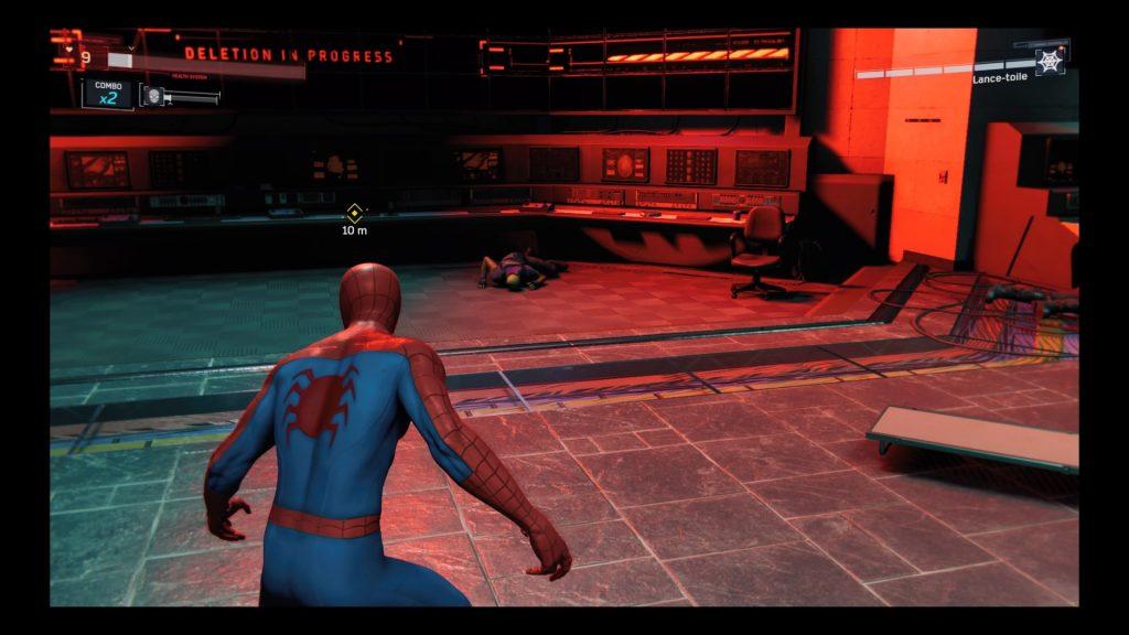 Test Marvel's spider-man fr
