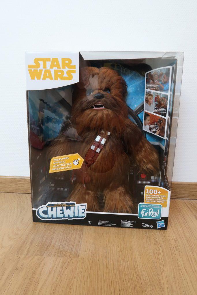 Chewbacca peluche