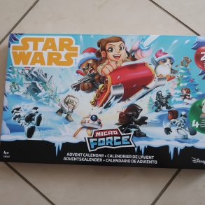 calendrier de l'avent Micro force Star Wars