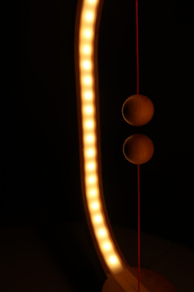 levitating Switch LED Light