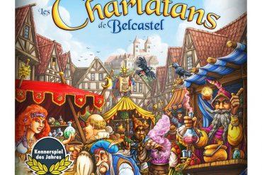 boite Les charlatans de Belcastel