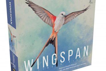 Boite du jeu Wingspan