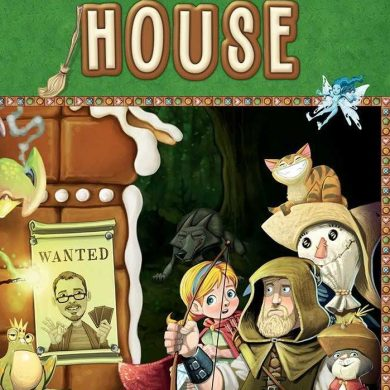 boite gingerbread house