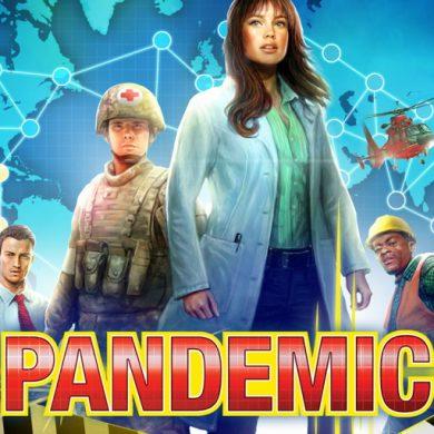 Boite du jeu pandemic