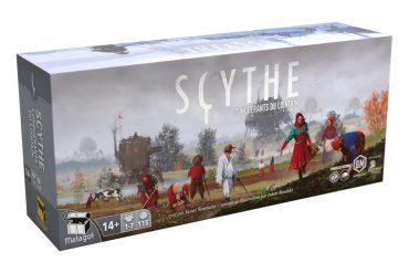 Scythe Conquerants du lointain boîte