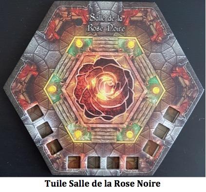 Black Rose Wars tuile salle de la rose noire