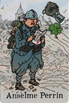 carte Les Poilus : Armistice