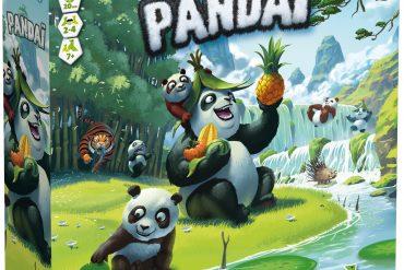 Boite du jeu Pandaï