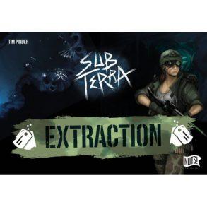 Sub Terra Extraction jeu de plateau