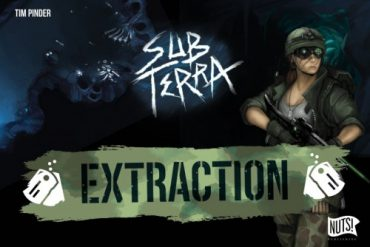Sub Terra Extraction jeu de plateau