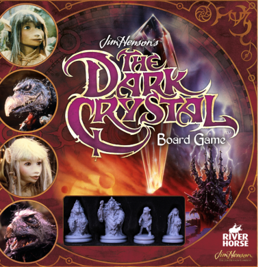 Test Dark Crystal