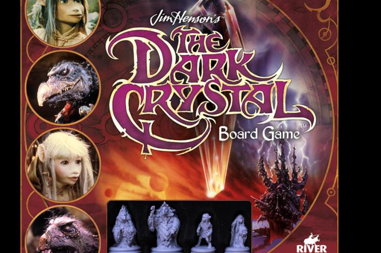 Test Dark Crystal