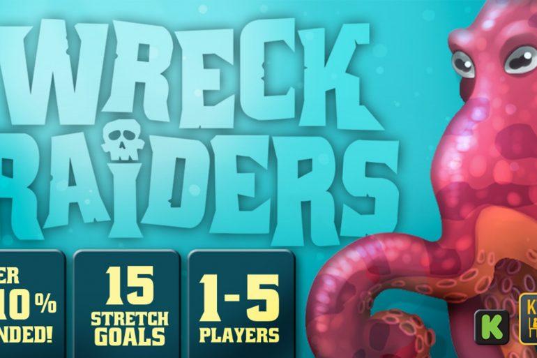 Test et avis Wreck Raiders