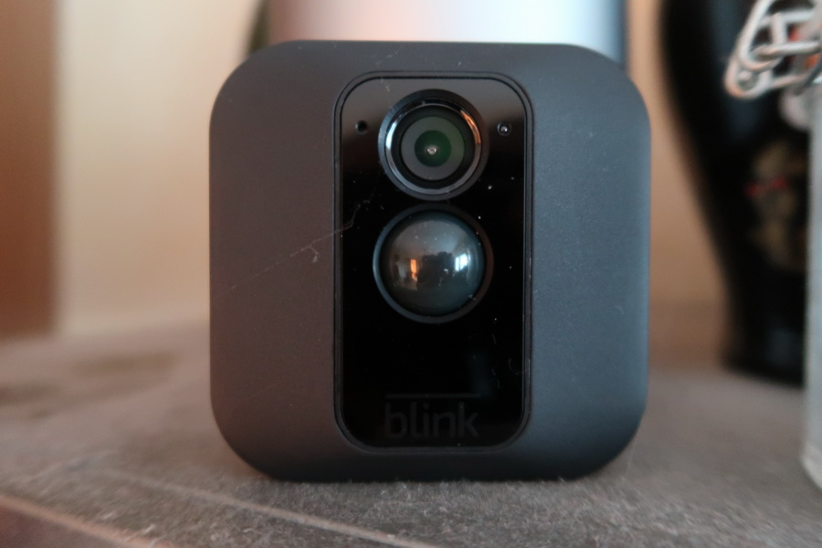 Test caméra Blink XT