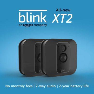 caméra Blink XT2