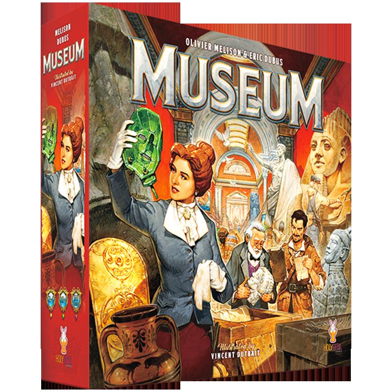 Museum jeu de société