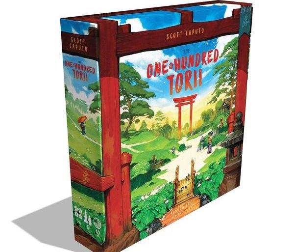 The One Hundred Torii jeu