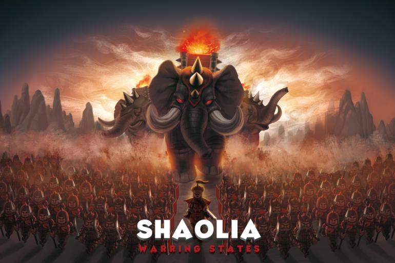 Shaolia jeu de plateau