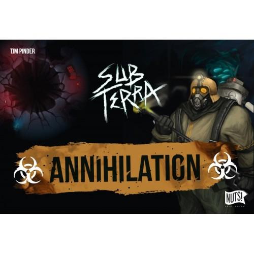 Sub Terra : Annihiliation jeu