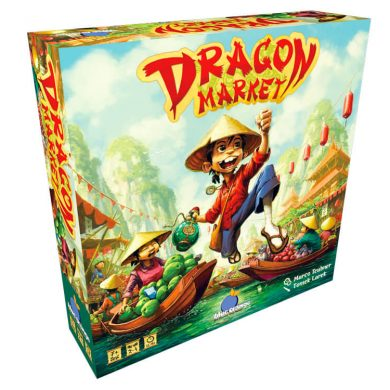 Dragon Market jeu