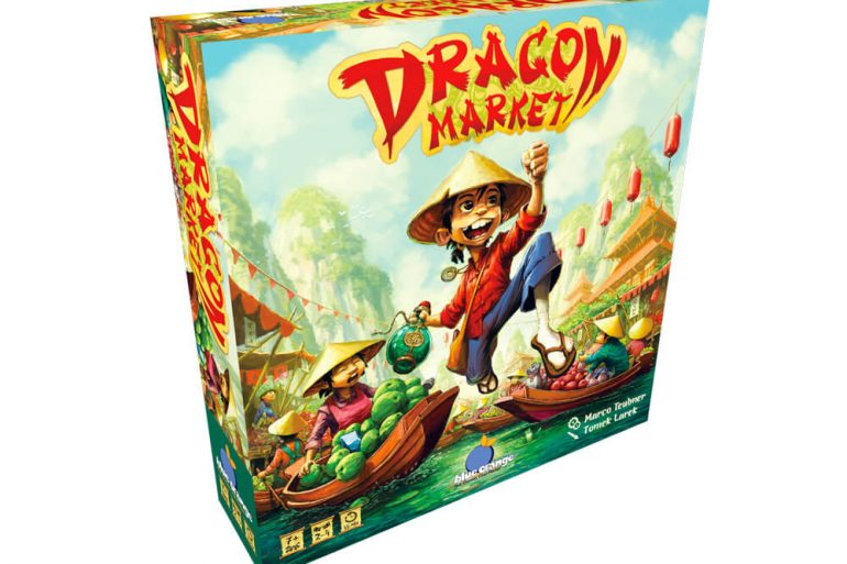 Dragon Market jeu