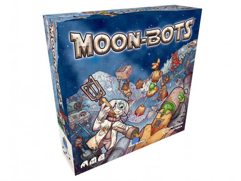 Moon-Bots jeu