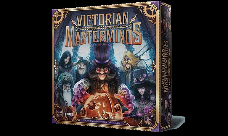 Victorian Masterminds jeu