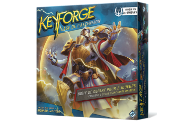 Keyforge l'Age de l'Ascension jeu