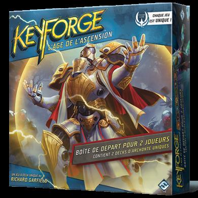 Keyforge l'Age de l'Ascension jeu