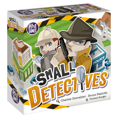 small detectives jeu