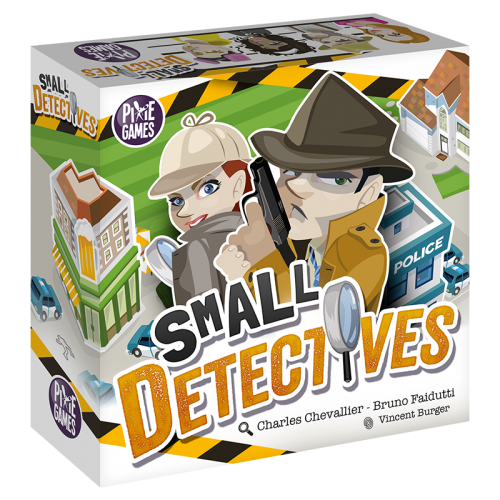 small detectives jeu