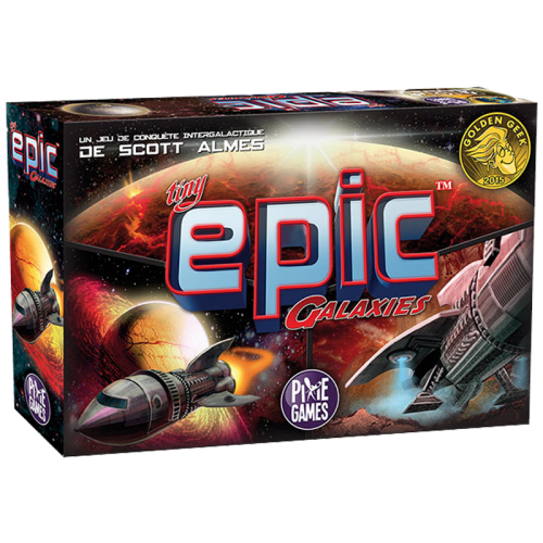 Tiny Epic Galaxies jeu