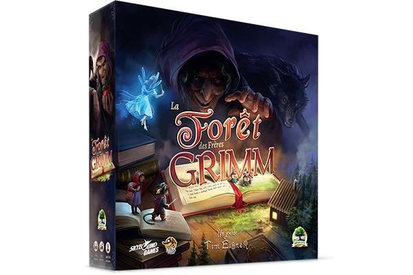 La Forêt des Frères Grimm jeu