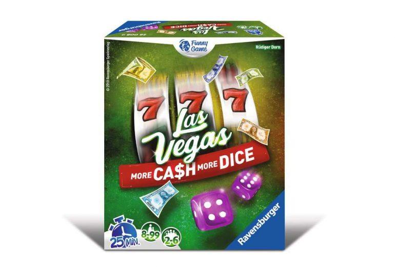 Las Vegas More Ca$h More Dice jeu