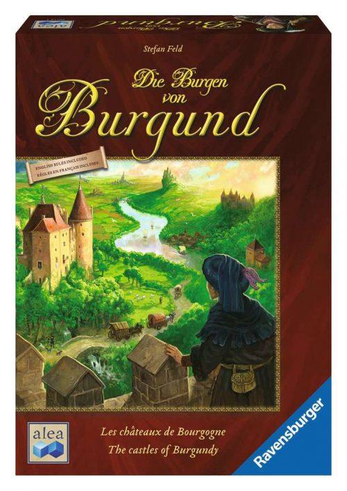 Les Châteaux de Bourgogne jeu