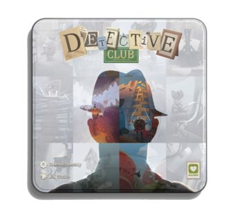Detective Club jeu