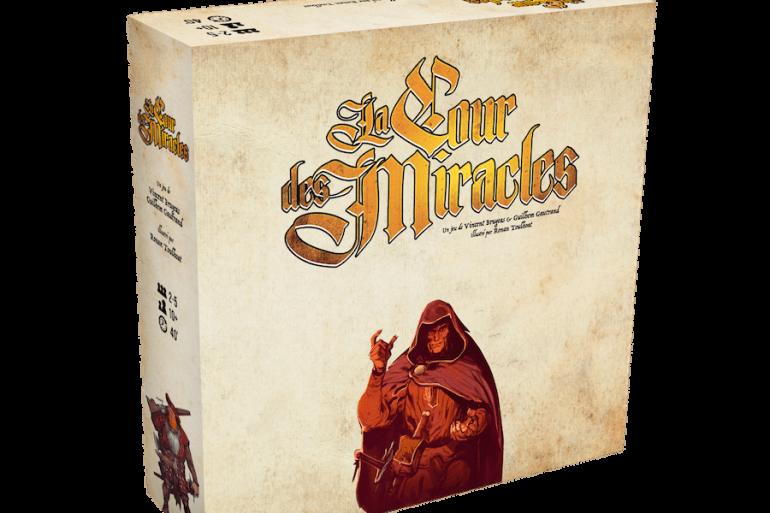 La cour des Miracles jeu