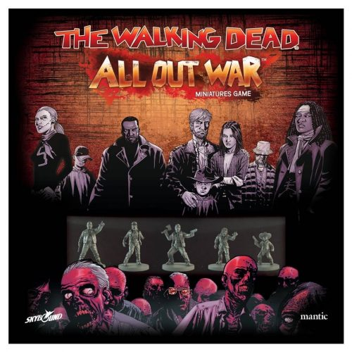 Test, avis et critique The Walking Dead All Out War