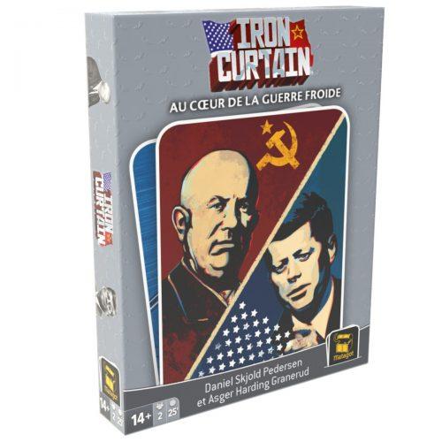 Iron Curtain jeu