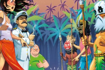 galerapagos : Tribu et Personnages jeu
