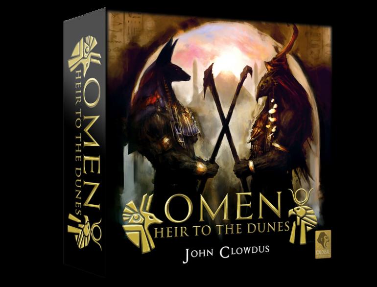 Omen : Heir To The Dunes jeu