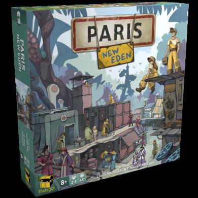 Paris New Eden jeu