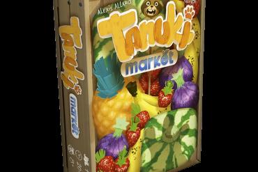 Tanuki Market jeu